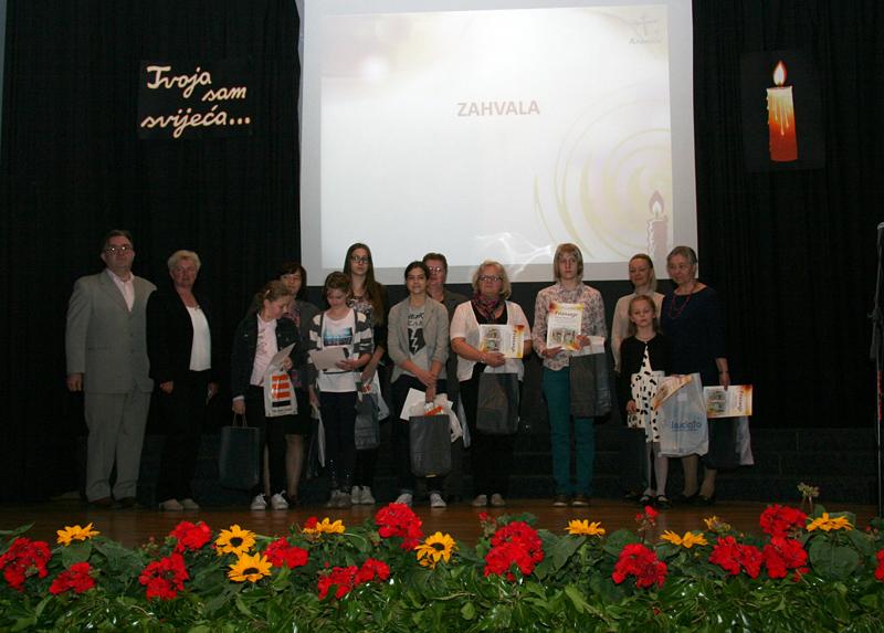 Nagrađeni autori likovnih radova