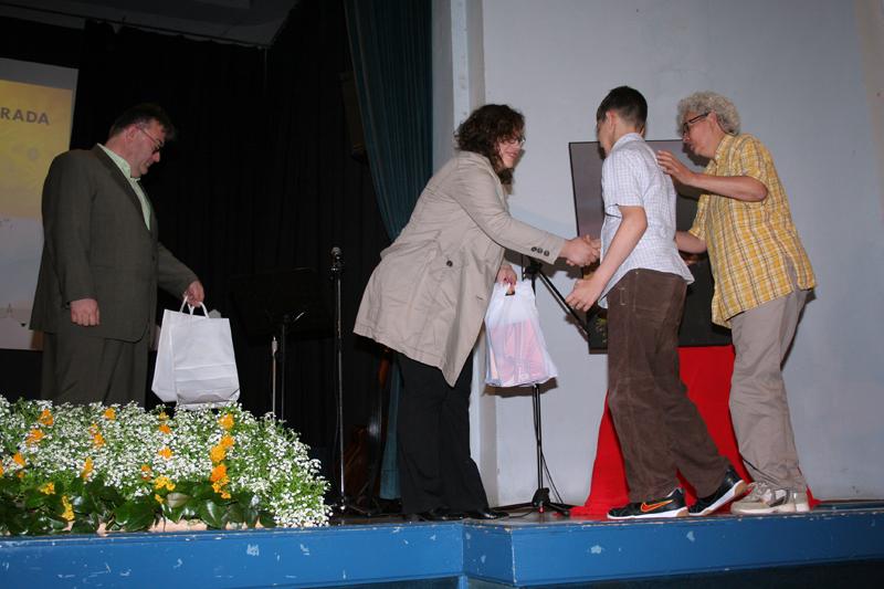 Drugu nagradu osvojio je Matej Petković